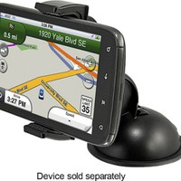 Bracketron - Mi-T Grip Dash Mount for Most GPS and Select Mobile Devices