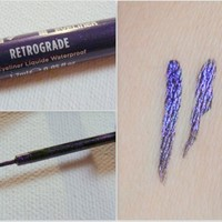 URBAN DECAY Razor Sharp Water-Resistant Longwear Liquid Eyeliner