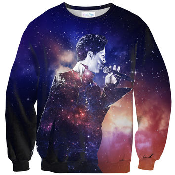 Purple Prince Sweater
