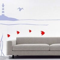 ShaNickers Wall Decal/Sticker New England FREE by shanon1972