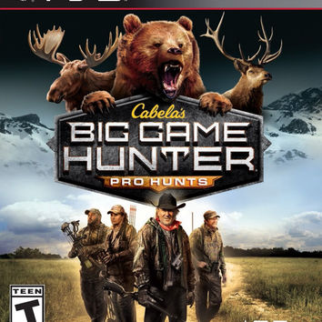 Cabela's Big Game Hunter: Pro Hunts - Playstation 3 (Very Good)