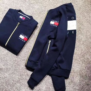 ONETOW Day-First? Tommy Hilfiger Women Zip Jacket Coat