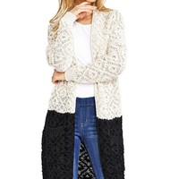 Transcend Knit Cardigan