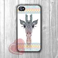Giraffe Aztec - fzd for iPhone 4/4S/5/5S/5C/6/ 6+,samsung S3/S4/S5,samsung note 3/4