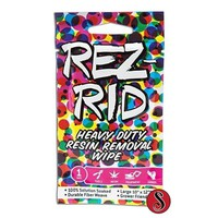 Rez-Rid Heavy Duty Resin Removal Wipes