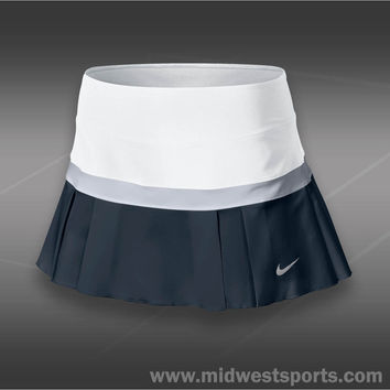 Nike Womens Tennis Skirt, Nike Woven Pleated Skirt 546086-101, Midwest Sports