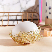 Egg Nest Paperclip Holder - Urban Outfitters