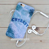 Melani Martinez Cry Baby iPhone Case 4 4s 5 5s 5c 6 6s Plus Hard Case
