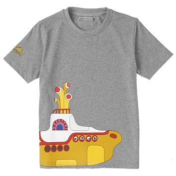 Beatles Yellow Submarine Organic Tee