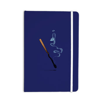 "BarmalisiRTB ""Matches"" Blue Fantasy Everything Notebook"