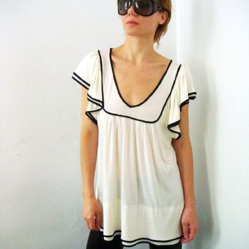 Supermarket - Sailor's Lover Blouse In Stock from ES one of one