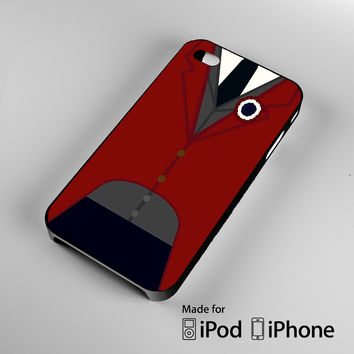 Enjolras Les Miserables - Broadway Musical A0567 iPhone 4 4S 5 5S 5C 6, iPod Touch 4 5 Cases