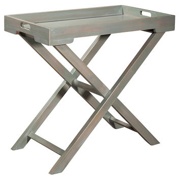 Liv Tray Table, Ash Gray, Tray Tables