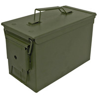Army Style Metal Storage Box