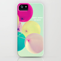 Don't worry, be happy iPhone Case by Libertad Leal Photography | Society6