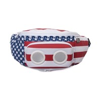 JammyPack American Flag Fanny Pack