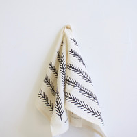 Organic Cotton Cocktail Napkin Set