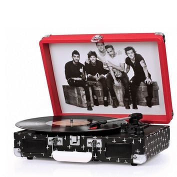 Crosley: One Direction Limited Edition Cruiser Record Player