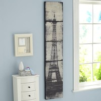 Eiffel Tower Canvas Wall Art