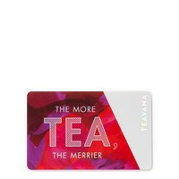 Merrier Teavana Gift Card - $15
