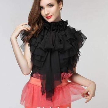 Womens Flare Sleeve Blouse