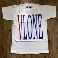 qiyif Vlone T Shirt Men