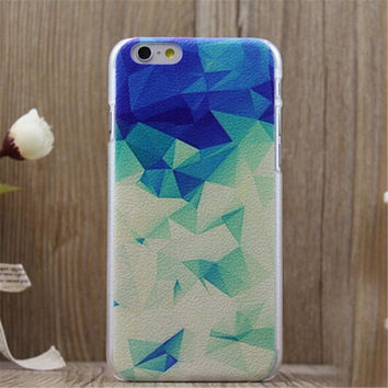 Abstract Print iPhone 5/5S/6/6S/6 Plus/6S Plus Case Very Light