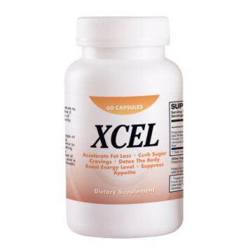 Xcel Bee Pollen Capsules | Xcel Weight Loss Pills