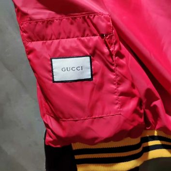 Gucci Gucci. 2018 early autumn when series. Casual Jacket Ribbon Coat