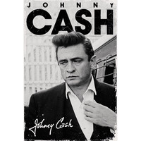 Johnny Cash Domestic Poster