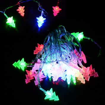5M 28 LED Christmas Tree String Fairy Light festival Party Wedding Decoration