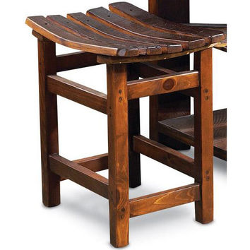 Winemaster's Tasting Stool (Made from Wine Barrels)