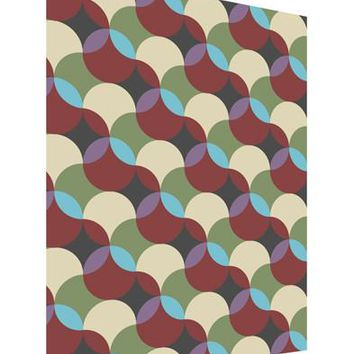 Geometric Abstract AOP Matte Poster Print Portrait - Choose Size by TooLoud