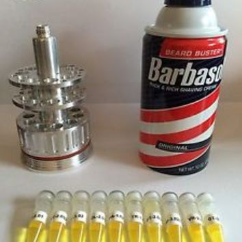 Jurassic Park Cryocan Movie Prop Cryo Can Barbasol. Actually Has The 11OZ can!!!