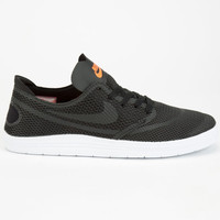 Nike Sb Lunar One Shot R/R Mens Shoes Black  In Sizes