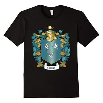 Gibson Coat of Arms Heraldry T-shirts