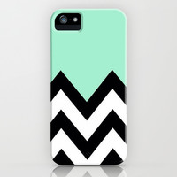Chevron iPhone Case iPhone & iPod Case by PinkBerryPatterns