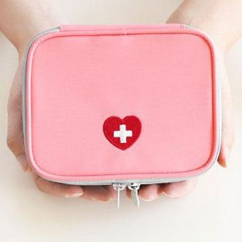Medicine Outdoors Camping Hunt Pill Storage Bag Travel First Aid Bag Survival Kit Emergency Kits
