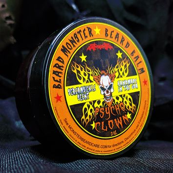 Psycho Clown Beard Balm