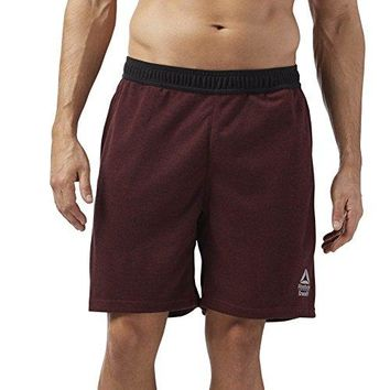 Reebok Men's Relaxed Fit Crossfit Speedwick Shorts - For Workout, Gym Training