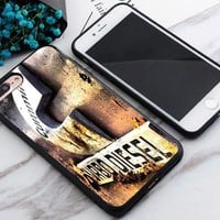 Top Dodge Turbo Diesel Logo Best Case For iPhone 6 6s 6+ 6s+ 7 7+ 8 8+ X Cover