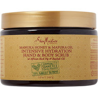 Manuka Honey & Mafura Oil Intensive Hydration Hand & Body Scrub
