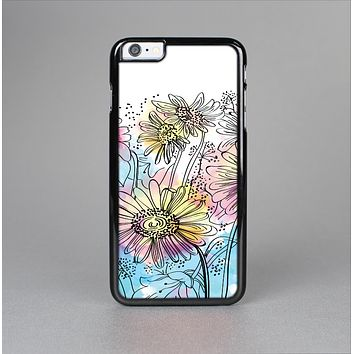 The Colorful WaterColor Floral Skin-Sert for the Apple iPhone 6 Skin-Sert Case