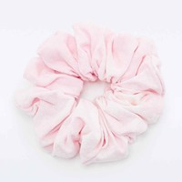 Urban Renewal Vintage Re-Made Acid Wash Scrunchie in Pink - Urban Outfitters