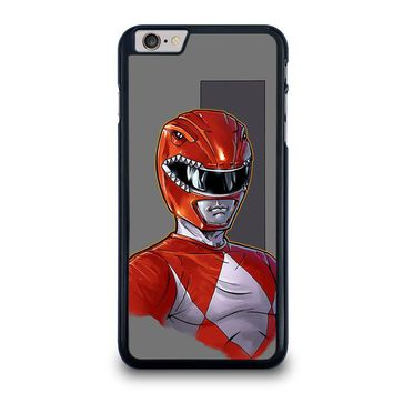 POWER RANGERS RED iPhone 6 / 6S Plus Case Cover