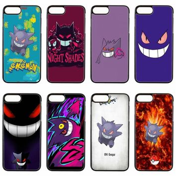 cute kawaii anime  Gengar For Sony Xperia X XA XZ XZs Z2 Z3 Z4 Z5 compact Premium C3 C4 C5 T2 T3 M2 M4 M5 phone caseKawaii Pokemon go  AT_89_9