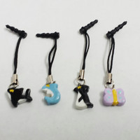 "Free! Iwatobi Swim Club ""Swimming Anime"" Cell Phone Charms"