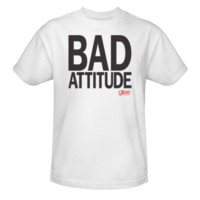 GLEE BAD ATTITUDE BORN THIS WAY T-SHIRT