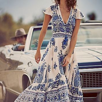 Free People Bluebird Dress
