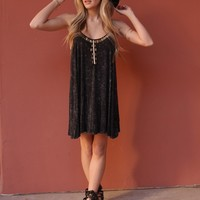 West Coast Wardrobe Wild Love Dress in Black
